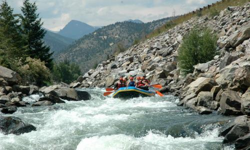 Breckenridge Colorado Whitewater Rafting