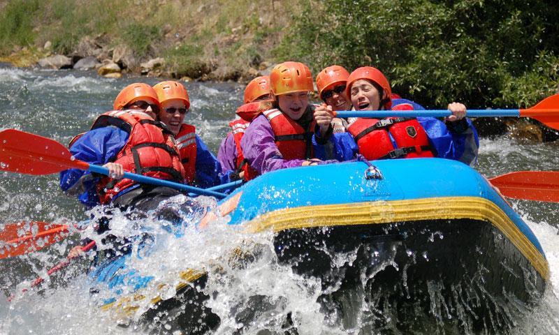 Arkansas River White Water Rafting