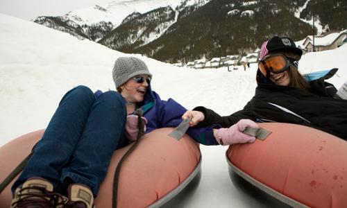 Breckenridge Colorado Snow Tubing