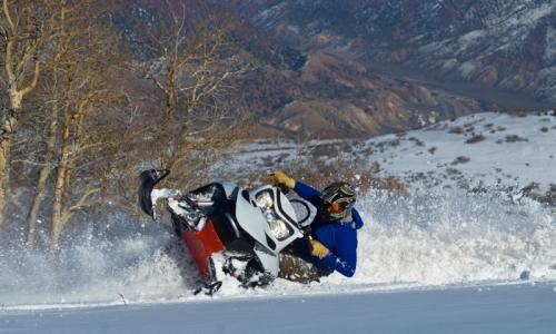 Breckenridge Snowmobiling