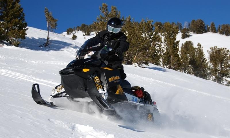 Colorado Snowmobile Tours Dillon Co