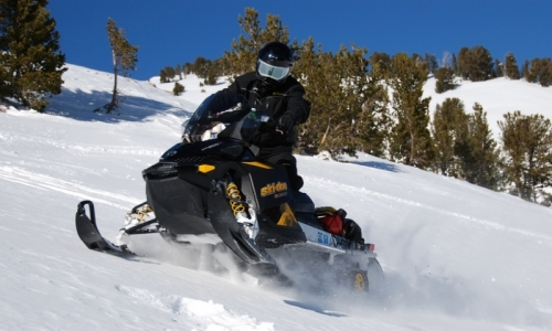 Breckenridge Colorado Snowmobiling
