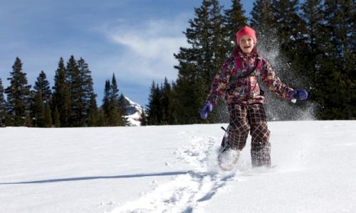 Breckenridge Colorado Snowshoeing
