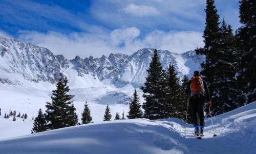 Breckenridge Ski Vacations Backcountry
